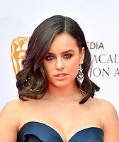 Georgia May Foote<br /> at Virgin Media British Academy Television Awards 2019 annual awards ceremony to celebrate the best of British TV, at Royal Festival Hall, London, England on May 12, 2019.<br /> CAP/JOR<br /> ©JOR/Capital Pictures
