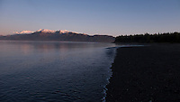 Icy Bay, southeast Alaska's Lost Coast region, north of Yakutat, Alaska.