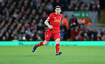 James Milner of Liverpool during the Premier League match at Anfield Stadium, Liverpool. Picture date: December 11th, 2016.Photo credit should read: Lynne Cameron/Sportimage