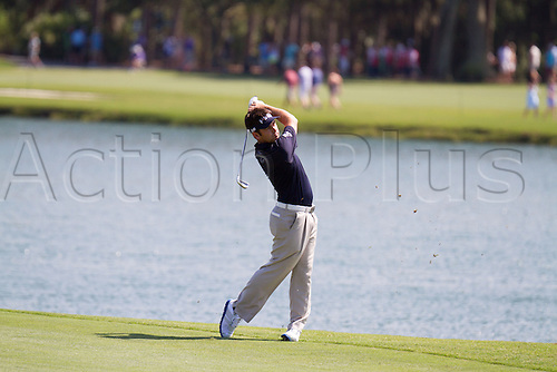 08.05.20134. Ponte Vedra Beach, FL, USA.  Louis Oosthuizen on number 18 during first round play of The Players Championship at the TPC Sawgrass in Ponte Vedra Beach, Fl.