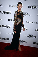 NEW YORK, NY - NOVEMBER 13: Sara Sampaio attends the 2017 Glamour Women of The Year Awards at Kings Theatre on November 13, 2017 in New York City. <br /> <br /> <br /> People:  Sara Sampaio<br /> <br /> Transmission Ref:  MNC1<br /> <br /> Hoo-Me.com / MediaPunch
