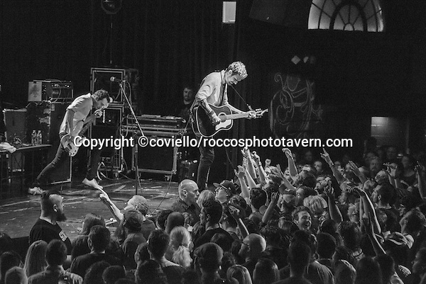 Frank Turner at Fete in Providence RI.