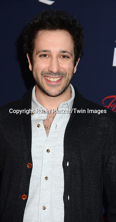 Desmin Borges attends FX's 2017 All-Star Upfront on  April 6, 2017 at SVA Theater in New York, New York, USA. <br /> <br /> photo by Robin Platzer/Twin Images<br />  <br /> phone number 212-935-0770