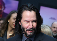 "HOLLYWOOD, CALIFORNIA - MAY 15: Keanu Reeves, attends the special screening of Lionsgate's ""John Wick: Chapter 3 - Parabellum"" at TCL Chinese Theatre on May 15, 2019 in Hollywood, California.        <br /> CAP/MPI/FS<br /> ©FS/MPI/Capital Pictures"