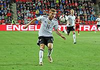 Timo Werner (Deutschland, Germany) - 01.09.2017: Tschechische Republik vs. Deutschland, Eden Arena