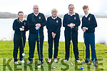 Killarney Golf and Fishing Club Captains Drive Ins last Wednesday. Pictured at the front l-r MaireadMartin (Junior Lady Captain), Derry McCarthy (Captain), Sheila Crowley (Lady Captain), Jack Buckley (President) and Kieran O'Connor (Junior Captain).