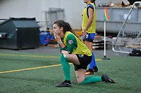 Seattle, WA - Saturday June 24, 2017: Madalyn Schiffel during a regular season National Women's Soccer League (NWSL) match between the Seattle Reign FC and FC Kansas City at Memorial Stadium.