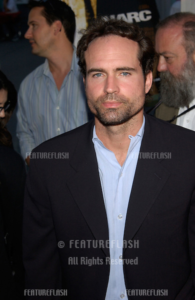 Actor JASON PATRIC at the premiere of his new movie NARC. The movie was the closing film for the Hollywood Film Festival..06OCT2002.   © Paul Smith / Featureflash