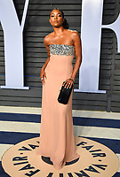 Gabrielle Union arrives at the Vanity Fair Oscar Party on Sunday, March 4, 2018, in Beverly Hills, Calif. (Photo by Evan Agostini/Invision/AP)