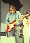 David Gilmour Live Aid 1985 Wembley Stadium , England