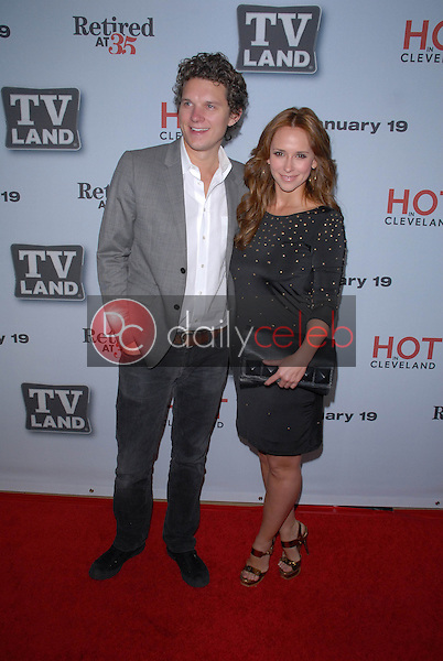 Jamie Kennedy, Jennifer Love Hewitt<br />
