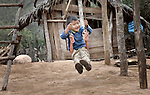 Johnny Antesano is a 4-year old Guarani indigenous boy in Choroquepiao, a small village in the Chaco region of Bolivia. Church World Service works with families in the village to improve the quality of their lives.