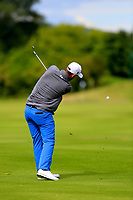 Bernd Wiesberger (AUT) during the ProAm ahead of the Lyoness Open powered by Organic+ played at Diamond Country Club, Atzenbrugg, Austria. 8-11 June 2017 April.<br /> 07/06/2017.<br /> Picture: Golffile | Phil Inglis<br /> <br /> <br /> All photo usage must carry mandatory copyright credit (&copy; Golffile | Phil Inglis)