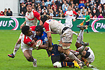 biarritz. pais vasco. rugby<br /> rugby match during the rugby french league, 02-03-14<br /> En la imagen :<br /> molcard<br /> photocall3000 / rme