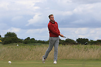 Gary Ward (Kinsale) on the 2nd tee during Round 3 of the East of Ireland Amateur Open Championship at Co. Louth Golf Club in Baltray on Sunday 4th June 2017.<br /> Photo: Golffile / Thos Caffrey.<br /> <br /> All photo usage must carry mandatory copyright credit     (&copy; Golffile | Thos Caffrey)