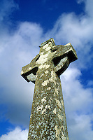 High Celtic cross, Ireland