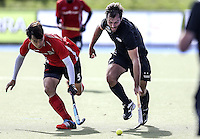 160319 International Hockey - NZ Black Sticks Men v Korea