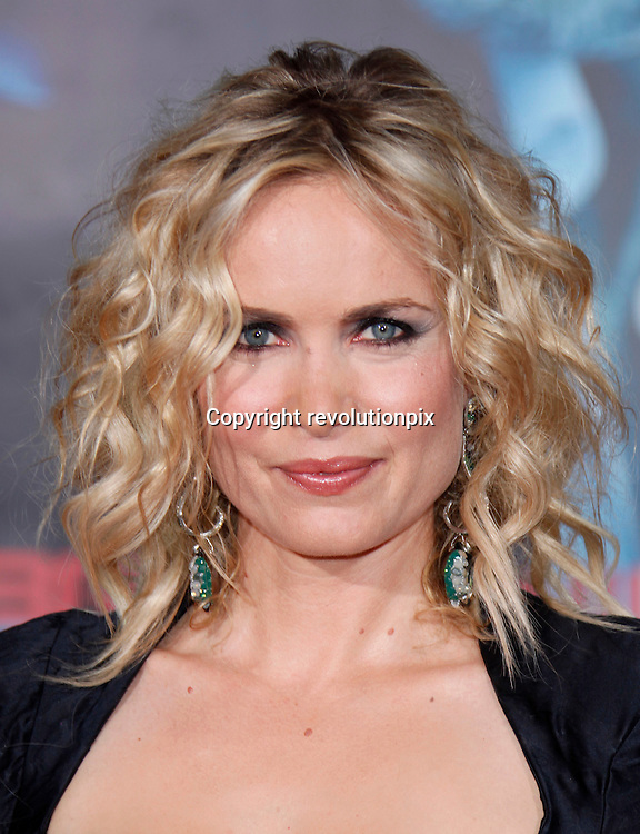 The World Premiere of Surrogates<br /> Los Angeles<br /> September 24 2009<br /> The World Premiere of Surrogates at the El Capitan Theater in Hollywood with Radha Mitchell<br /> ID revpix90924691