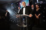 © Joel Goodman - 07973 332324 . 03/03/2016 . Manchester , UK . Winner Lifetime Achievement Award , GRAEME K JUMP of Weightmans . The Manchester Legal Awards from the Midland Hotel . Photo credit : Joel Goodman