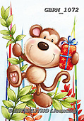 Roger, CUTE ANIMALS, LUSTIGE TIERE, ANIMALITOS DIVERTIDOS, paintings+++++_RM-1617-2097,GBRM1072,#ac# ,everyday