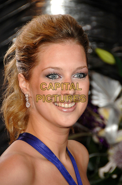 GEMMA BISSIX.Arrivals at the British Soap Awards 2007,.BBC Television Centre, London, England, .May 26, 2007..portrait headshot.CAP/PL.©Phil Loftus/Capital Pictures