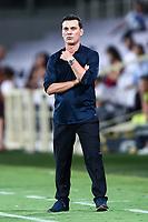 Vincenzo Montella<br /> Firenze 11/8/2019 Stadio Artemio Franchi <br /> Football friendly match 2019/2020 <br /> ACF Fiorentina - Galatasaray <br /> Foto Daniele Buffa / Image / Insidefoto