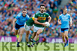 Jack Sherwood, Kerry during the GAA Football All-Ireland Senior Championship Final match between Kerry and Dublin at Croke Park in Dublin on Sunday.