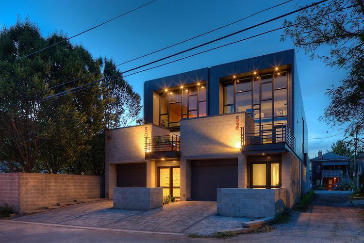 50-52 Private Residences   Lincoln Street Studio