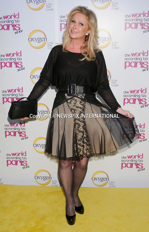 """Kathy Hilton .arrives at """"The World According to Paris"""" Premiere Party at the Tropicana Bar at the Hollywood Roosevelt Hotel on May 17, 2011 in Hollywood, California..Mandatory Photo Credit: ©Crosby/Newspix International..**ALL FEES PAYABLE TO: """"NEWSPIX INTERNATIONAL""""**..PHOTO CREDIT MANDATORY!!: NEWSPIX INTERNATIONAL(Failure to credit will incur a surcharge of 100% of reproduction fees)..IMMEDIATE CONFIRMATION OF USAGE REQUIRED:.Newspix International, 31 Chinnery Hill, Bishop's Stortford, ENGLAND CM23 3PS.Tel:+441279 324672  ; Fax: +441279656877.Mobile:  0777568 1153.e-mail: info@newspixinternational.co.uk"""
