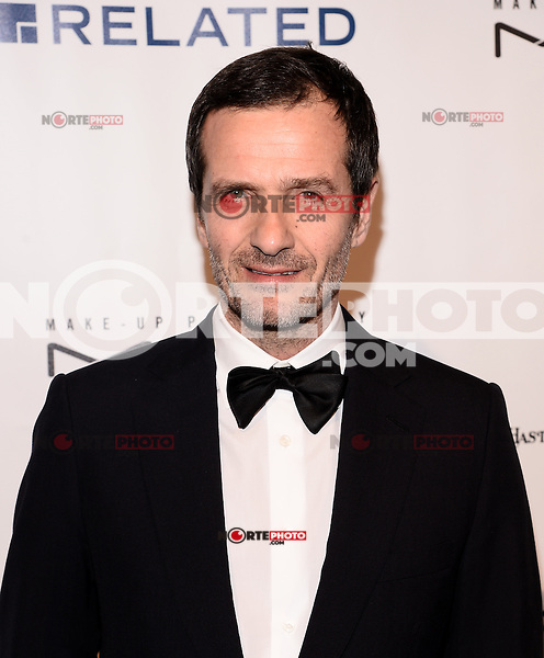 NEW YORK, NY - MARCH 10: Producer David Heyman attend the Hasty Pudding Institute of 1770 Honors David Heyman at the Order of the Golden Sphinx Gala at the Appel Room at Jazz at Lincoln Center on March 10, 2014 in New York City.  ©HP/Starlitepics /NORTEPHOTO.COM