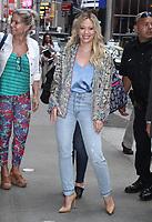 JUN 19 Hilary Duff at Good Morning America