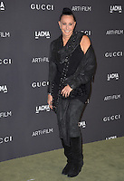LOS ANGELES, CA. October 29, 2016: Designer Donna Karan at the 2016 LACMA Art+Film Gala at the Los Angeles County Museum of Art.<br /> Picture: Paul Smith/Featureflash/SilverHub 0208 004 5359/ 07711 972644 Editors@silverhubmedia.com