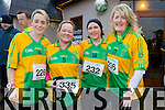 participating in the  Kerins O'Rahillys 10k Martina Fernane, Joan O Keeffe, Emma Cillane, Mary Bowler on sunday