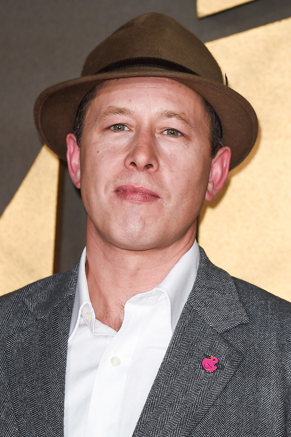 """Daniel Betts<br /> at the """"Allied"""" UK premiere, Odeon Leicester Square, London.<br /> <br /> <br /> ©Ash Knotek  D3202  21/11/2016"""