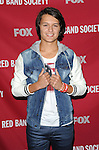 Nolan Sotillo arriving at the Red Band Society Special Screening held at the Landmark Nuart Theatre Los Angeles, CA. June 25, 2014.