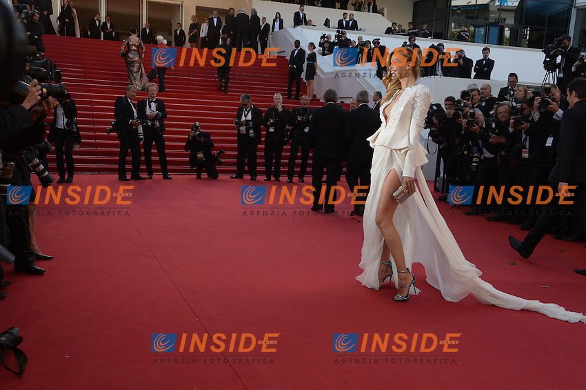 Petra Nemcova <br /> Festival del Cinema di Cannes 2015<br /> Foto Panoramic / Insidefoto