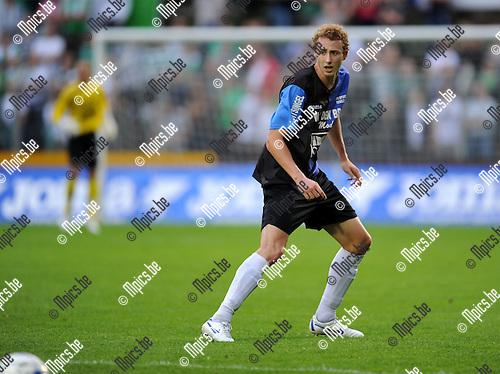 2011-08-17 / Voetbal / seizoen 2011-2012 / Rupel-Boom - Racing Mechelen / Oliver De Groodt..Foto: mpics