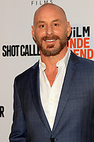 "LOS ANGELES - AUG 15:  Matt Gerald at the ""Shot Caller"" Premiere at The Theatre at Ace Hotel on August 15, 2017 in Los Angeles, CA"