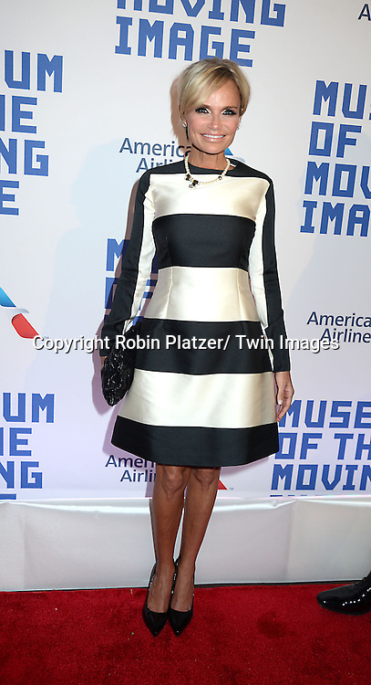 Kristin Chenoweth attends the Museum of the Moving Image Tribute to Kevin Spacey on April 9, 2014 at 583 Park Avenu in New York City, New York, United States of America.