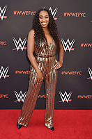 NORTH HOLLYWOOD, CA - JUNE 06: Naomi attends WWE's first-ever Emmy 'For Your Consideration' event at Saban Media Center on June 6, 2018 in North Hollywood, California.<br /> CAP/ROT/TM<br /> &copy;TM/ROT/Capital Pictures