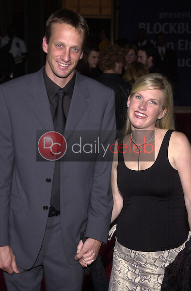 TONY HAWK and WIFE