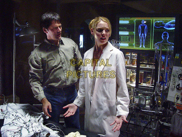 EVIL NEVER DIES      TV, 2003.KATHERINE HEIGL.THOMAS GIBSON.Filmstill - Editorial Use Only.Ref: FB.sales@capitalpictures.com.www.capitalpictures.com.Supplied by Capital Pictures.