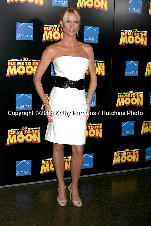 """Nicollette Sheridan arriving at the premiere of """"Fly Me To The Moon"""" at the Director's Guild Theater in.Los Angeles, CA.August 3, 2008.©2008 Kathy Hutchins / Hutchins Photo."""