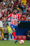Thomas Teye Partey of Atletico de Madrid in action during the La Liga 2018-19 match between Atletico de Madrid and Rayo Vallecano at Wanda Metropolitano on August 25 2018 in Madrid, Spain. Photo by Diego Souto / Power Sport Images