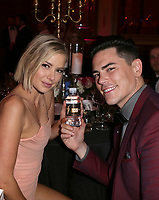 LOS ANGELES, CA - NOVEMBER 9: Tom Sandoval, Ariana Madix, at the 2nd Annual Vanderpump Dog Foundation Gala at the Taglyan Cultural Complex in Los Angeles, California on November 9, 2017. Credit: November 9, 2017. Credit: Faye Sadou/MediaPunch