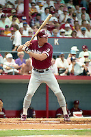 Philadelphia Phillies Dale Murphy during spring training circa 1991 at Chain of Lakes Park in Winter Haven, Florida.  (MJA/Four Seam Images)