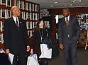 Carl Lewis at FCCJ