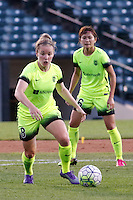 Rochester, NY - Saturday July 09, 2016: Kim Little during a regular season National Women's Soccer League (NWSL) match between the Western New York Flash and the Seattle Reign FC at Frontier Field.