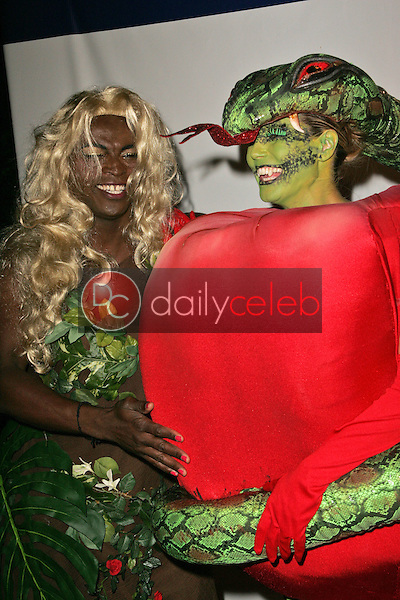 Seal and Heidi Klum<br />