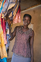 Boroli, MBB women selling clothes